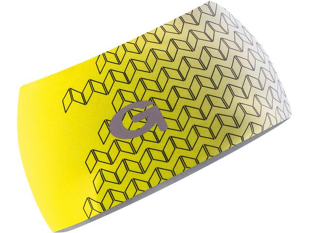 Gonso Basic Bandeau, safety yellow